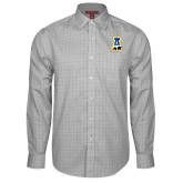 Red House Grey Plaid Long Sleeve Shirt-A-bear
