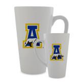 Full Color Latte Mug 17oz-A-bear