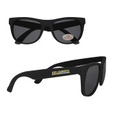 Black Sunglasses-Alaska Word Mark