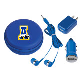 3 in 1 Royal Audio Travel Kit-A-bear