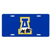 License Plate-A-bear