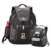 High Sierra Big Wig Black Compu Backpack-A-bear