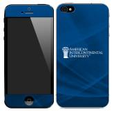 iPhone 5/5s/SE Skin-American Intercontinental University