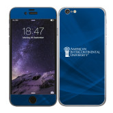iPhone 6 Skin-American Intercontinental University