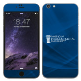 iPhone 6 Plus Skin-American Intercontinental University
