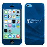 iPhone 5c Skin-American Intercontinental University
