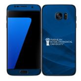 Samsung Galaxy S7 Edge Skin-American Intercontinental University