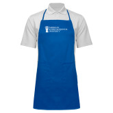Full Length Royal Apron-American Intercontinental University