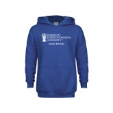 Youth Royal Fleece Hoodie-Career Services