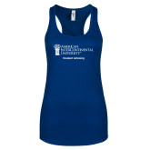 Next Level Ladies Royal Ideal Racerback Tank-Student Advising