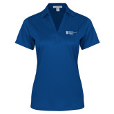 Ladies Royal Performance Fine Jacquard Polo-Academics