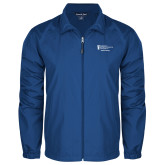 Full Zip Royal Wind Jacket-Student Advising