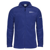 Columbia Full Zip Royal Fleece Jacket-American Intercontinental University