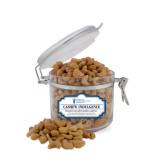 Cashew Indulgence Small Round Canister-American Intercontinental University