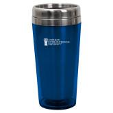Solano Acrylic Blue Tumbler 16oz-American Intercontinental University