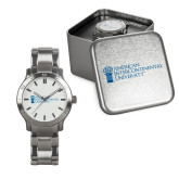 Mens Stainless Steel Fashion Watch-American Intercontinental University