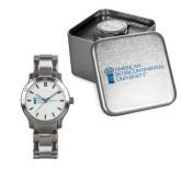 Ladies Stainless Steel Fashion Watch-American Intercontinental University
