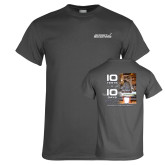 Charcoal T Shirt-AR-22 10 test in 10 days