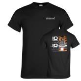 Black T Shirt-AR-22 10 test in 10 days