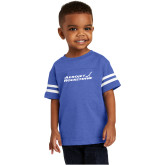 Toddler Vintage Royal Jersey Tee-Primary Mark
