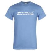 Light Blue T Shirt-Primary Mark