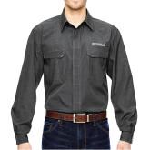 DRI DUCK Black Field Shirt-Primary Mark