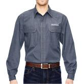 DRI DUCK Deep Blue Field Shirt-Primary Mark