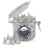 Kissable Creations Round Canister-Primary Mark
