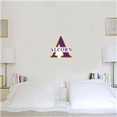1 ft x 2 ft Fan WallSkinz-Alcorn Official Logo