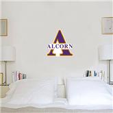 2 ft x 3 ft Fan WallSkinz-Alcorn Official Logo