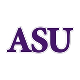 Medium Decal-ASU, 8 in W