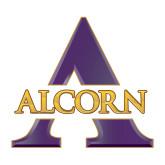 Medium Decal-Alcorn A, 8 inches tall