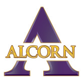 Large Decal-Alcorn A, 12 inches tall