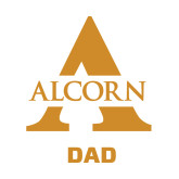 Dad Decal-Alcorn Dad, 6 inches wide