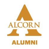 Alumni Decal-Alcorn Alumni, 6 inches wide
