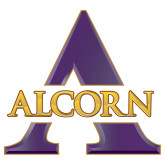 Extra Large Decal-Alcorn A, 18 inches tall