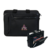 Paragon Black Compu Brief-Alcorn Official Logo