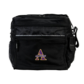All Sport Black Cooler-Alcorn Official Logo