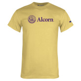 Champion Vegas Gold T Shirt-Alcorn