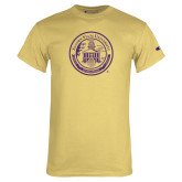 Champion Vegas Gold T Shirt-Alcorn Seal