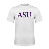 Syntrel Performance White Tee-ASU