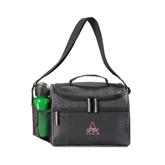 Edge Black Cooler-Alcorn Official Logo
