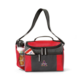 Edge Red Cooler-Alcorn Official Logo