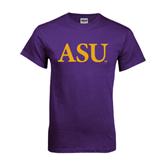 Purple T Shirt-ASU