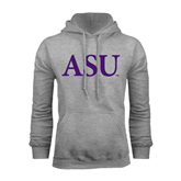 Alcorn Grey Fleece Hoodie-ASU