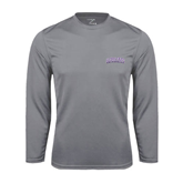Syntrel Performance Steel Longsleeve Shirt-Arched Alcorn State University