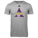 Adidas Climalite Sport Grey Ultimate Performance Tee-Alcorn A