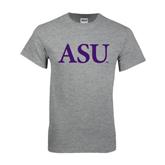 Grey T Shirt-ASU