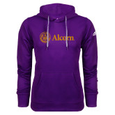Adidas Climawarm Purple Team Issue Hoodie-Alcorn