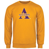 Gold Fleece Crew-Alcorn Official Logo
